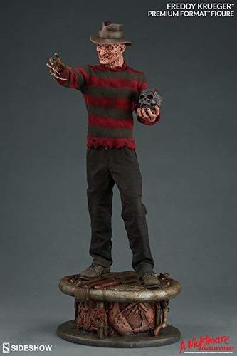 freddy krueger premium format statue sideshow collectibles ®