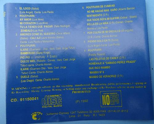 freddy roland y su orquesta show internacional cd popsike