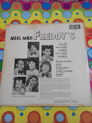 freddy's lp 1964 aquel amor