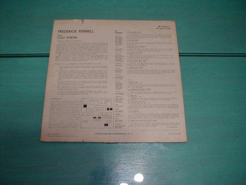 frederick fennell cole porter vinilo mercury records f:35d