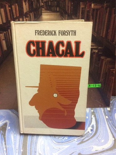 frederick forsyth. chacal