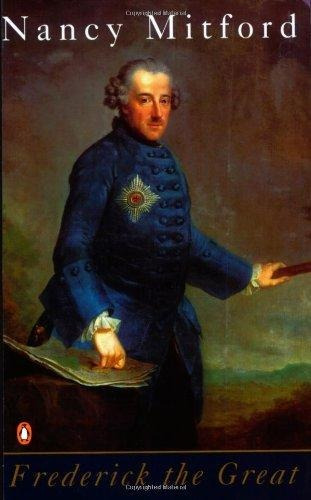 frederick the great  de mitford nancy