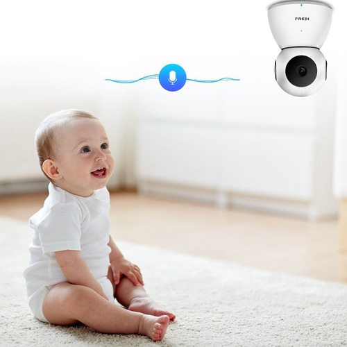 fredi hd 1080p wifi wireless 2mp ip security baby