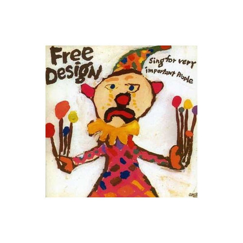 free design sing for very important people with bonus tra cd