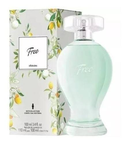 free desodorante colônia boticollection 100ml por boticario