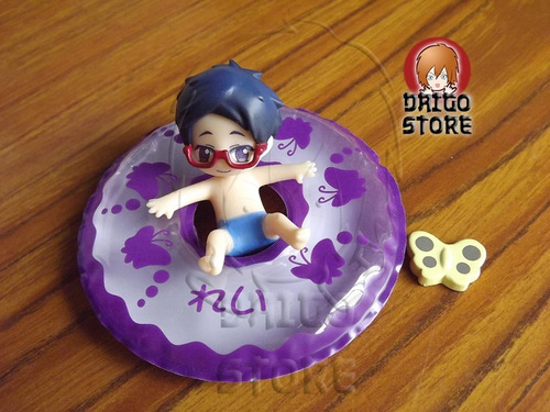 free!! eternal summer (anime) - mini figura - rei ryugazaki