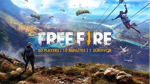 free fire 671 diamantes (610+61) garena recarga p/ conta