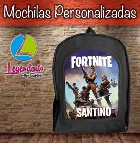 Free Fire Fornite Lol Mochilas Personalizadas