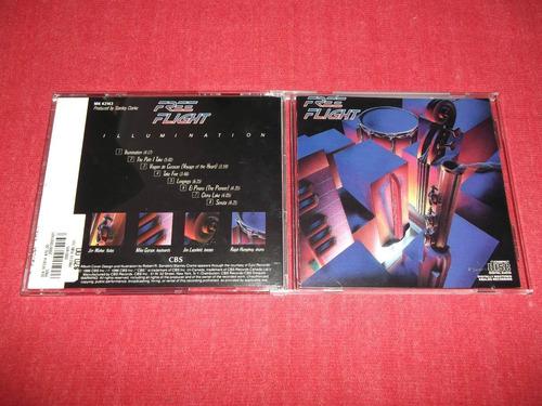free flight - illumination cd imp ed 1990 mdisk