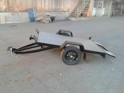free hobby carretinha quadriciclo plataforma basculante