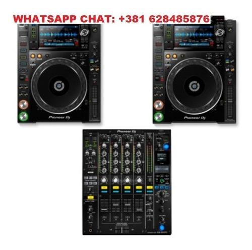 free shipping 100% new dj set 2x cdj 2000 nexus2
