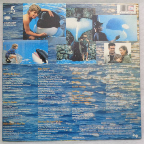free willy lp nac usado trilha do filme michael jackson 1993