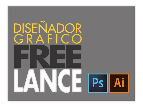 freelance diseño grafico