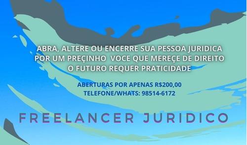freelancer de serviços para pessoa juridica