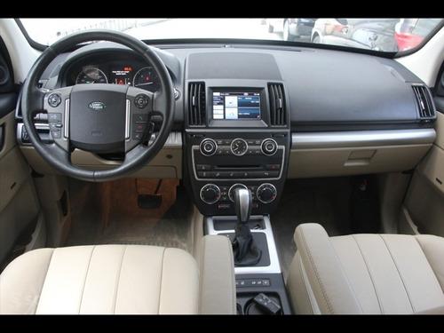 freelander 2 2.2 s sd4 16v turbo diesel 4p automático
