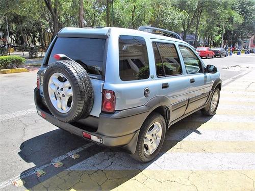 freelander 2002   impecable estado general  como nueva