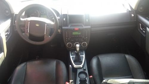 freelander 3.2 s 6 cilindros 24v gasolina 4p auto 2010/2010