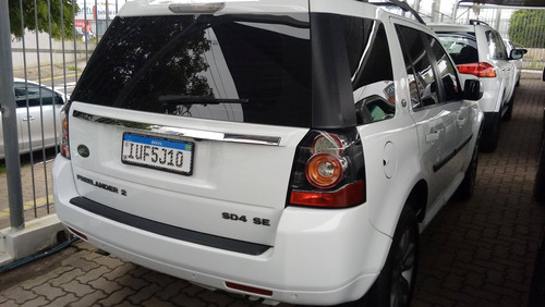 freelander sd4 se 2.2 turbo diesel