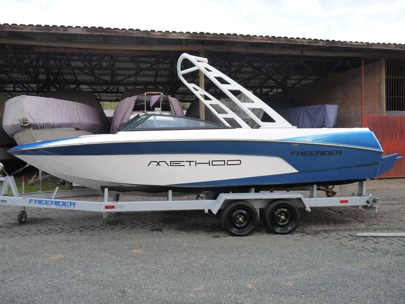 freerider method wakeboard wakesurf naoé esquimar masterboat