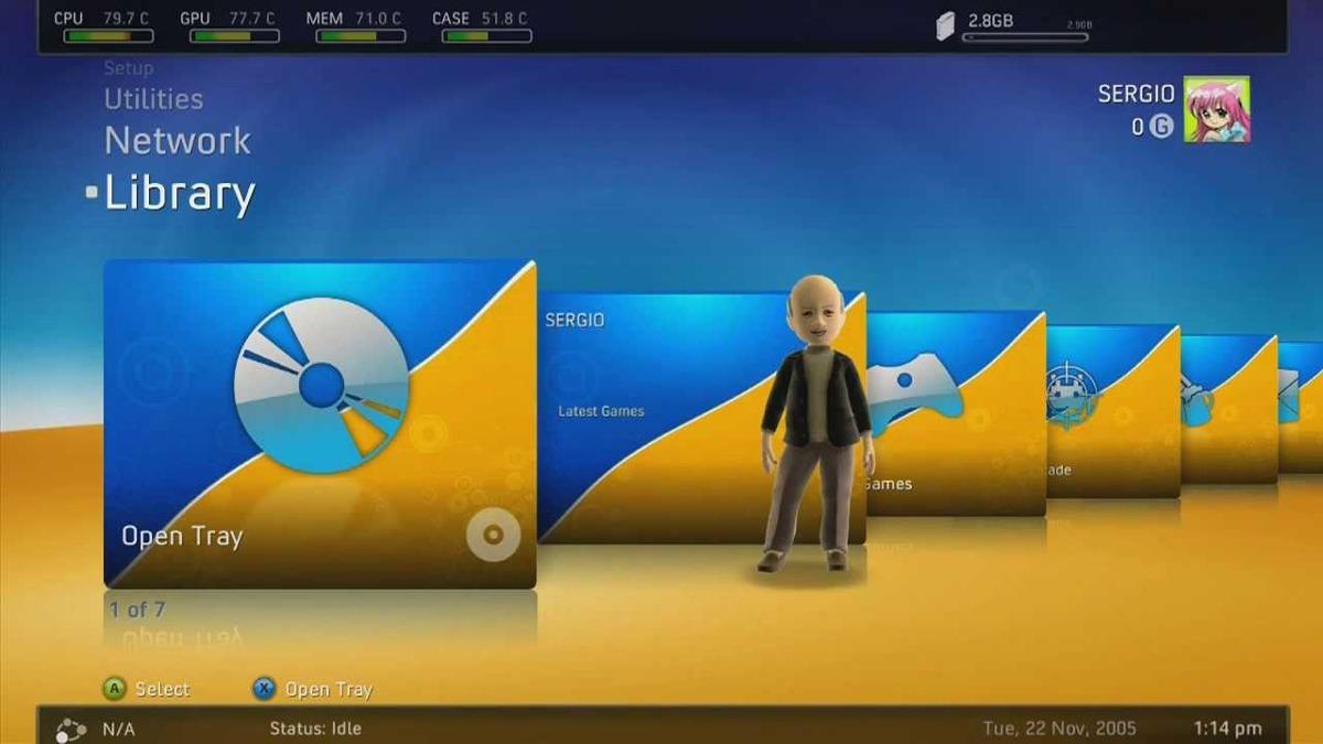 Freestyle 3 Rev 775 Xbox 360 Para Hd Externo - R$ 12,00 em
