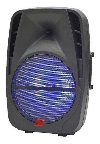 freestyle bafle senon12 bateria usb-bluetooth-tripode-mic