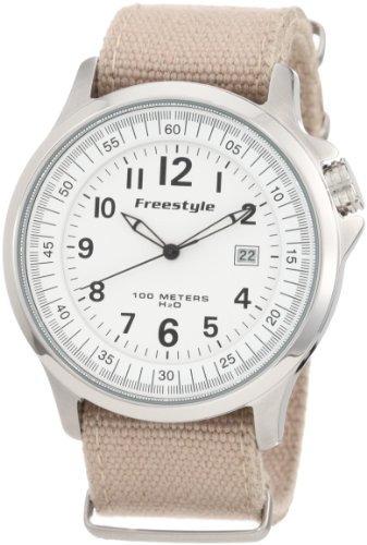 freestyle fs84993 ranger field case reloj para hombres