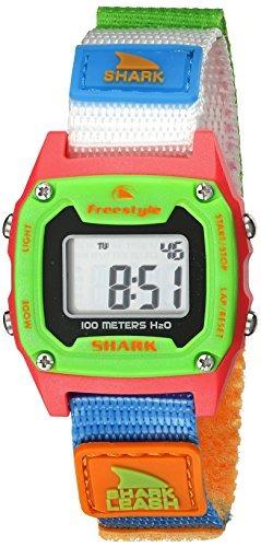 freestyle shark classic mini pantalla digital reloj de cuarz