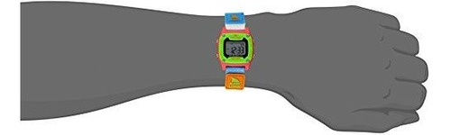 freestyle shark mini leash black /neon reloj unisex 10022930