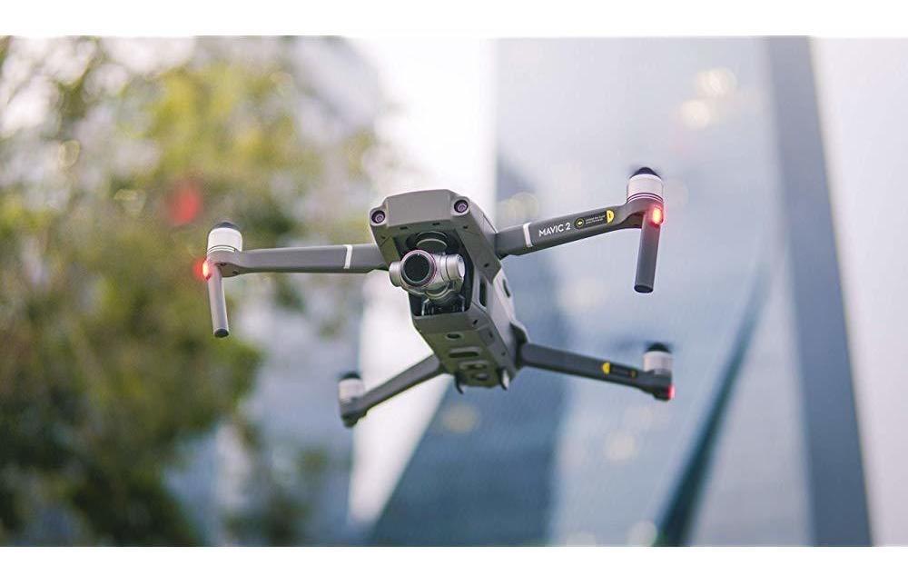 Serie 4K ND8 filtros de Lente de c/ámara CPL Hechos para dji Mavic 2 Zoom//Mavic 2 Enterprise Drone ND16 4Pack ND4 Freewell D/ía est/ándar