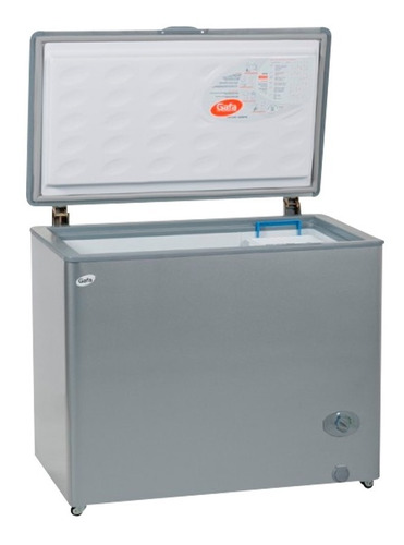 freezer 277 lts l290 platinum gafa