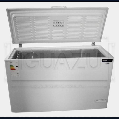 freezer comercial 420 lts marca frare