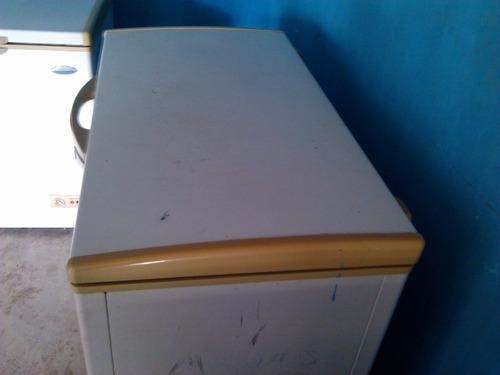 freezer congelador 215 litros 7.5 pies premiun. usado