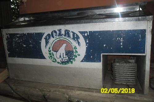 freezer congelador 3 puertas, motor dañado