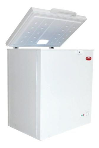 freezer congelador condesa 100 lts  cond100 blanco