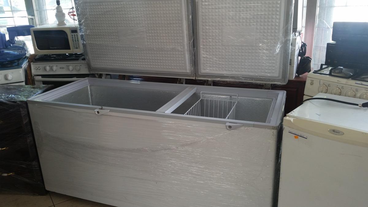 Freezer Congelador De Dos Puertas 15 En Mercado