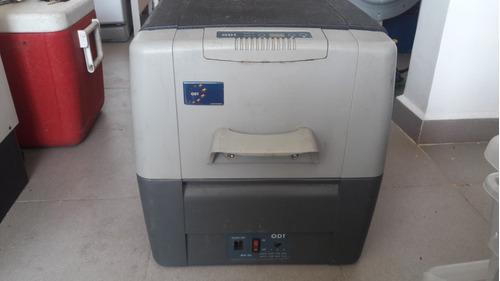 freezer congelador portátil 12v capacidad 45l  marca odt