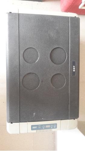 freezer congelador portátil 12v rústico carro   marca odt