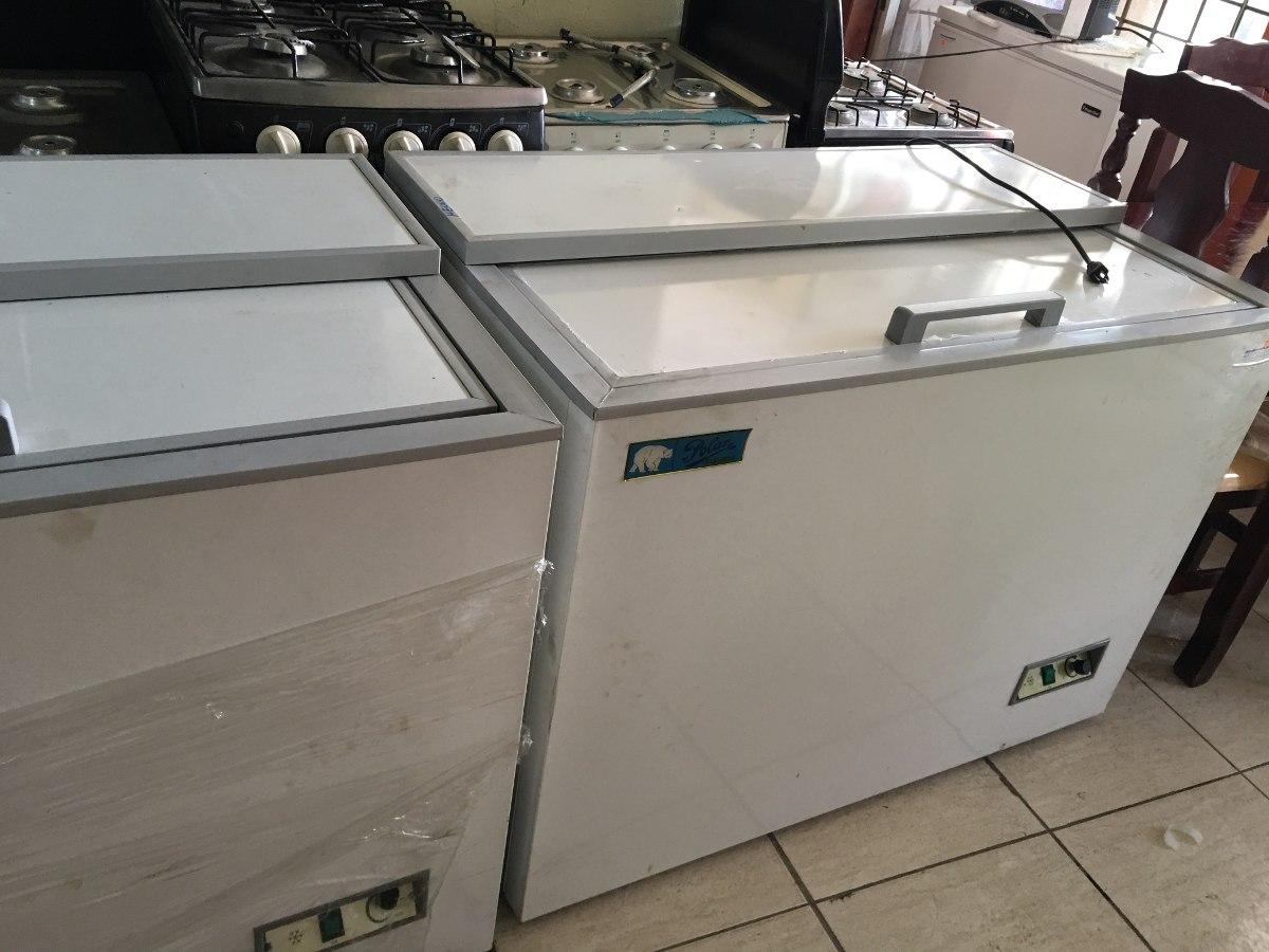 Freezer Congelador Y Botellero Polar American Y