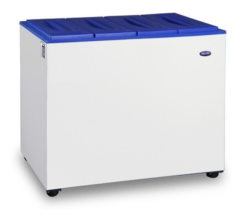 freezer conservadora de helados inelro 320 lts fih350tp