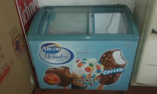 freezer de pozo