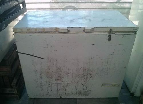 freezer de pozo gafa 285 lit funciona perfecto! oportunidad!