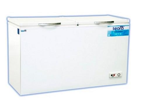 freezer dual 2 puertas 550 litros