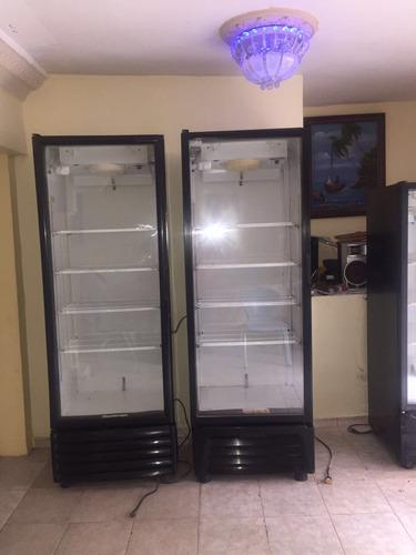 freezer exhibidor