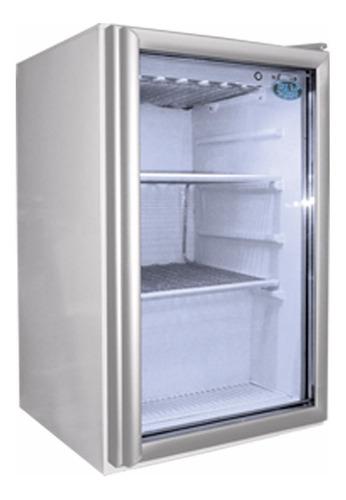 freezer exhibidor vertical fam 110 lt baja temperatura -18ºc