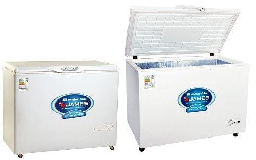 freezer freezers horizontales james fhj 250kr 245 lts