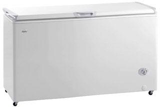 freezer gafa xl full 410 400 lts blanco extra grande