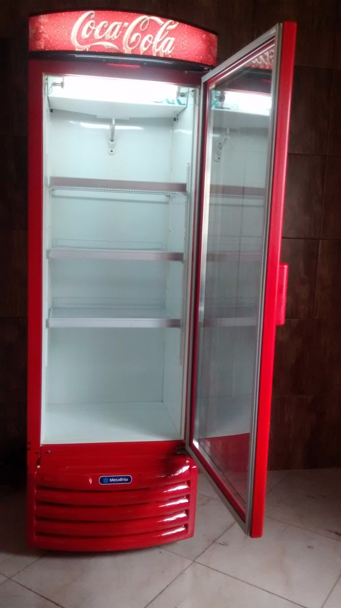 freezer geladeira expositora metalfrio vb43 220v