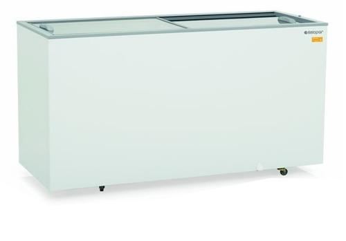 freezer horizonta tampa de vidro deslizante gelopar
