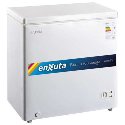 freezer horizontal enxuta