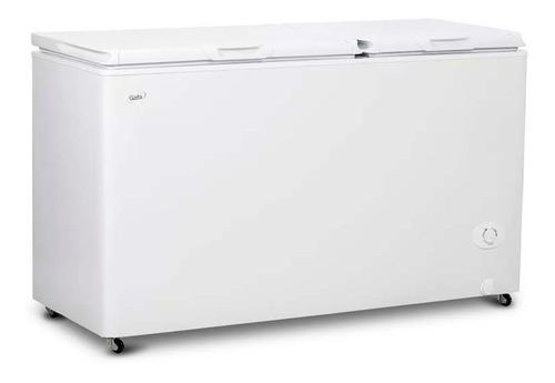 freezer horizontal gafa eternity xl410dp 405lts doble puerta